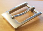 35mm Stainless Steel Belt Buckle. Code BP4
